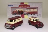 The British Rail 2 Van Set