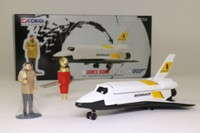 Corgi Classics 65401; James Bond, Space Shuttle; Moonraker
