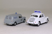 Corgi Classics 08005; Stockport Borough Police 2 Pce Set; Mini Van: Dog Patrol & Morris Minor Saloon: Courtesy Patrol