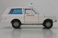 Dinky Toys 168; Ford Escort Saloon Mk1; Blue Metallic