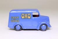 Dinky Toys 31d; Trojan 15cwt Van; Beefy OXO