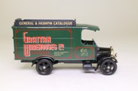 Corgi Classics C859/5; 1929 Thornycroft Van; Grattans 75th Anniversary, 1912-1987