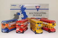 Routemasters in Exile