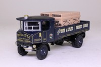 Corgi Classics 80001; Sentinel Steam Wagon; Dropside, Tate & Lyle, Crates Load