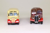Corgi Classics 97075; South Wales Bus 2 Pce Set; AEC Regal Coach & Bedford OB Coach