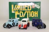 Ford Popular Vans 3 Pce Set