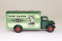 Corgi Classics D822/3; Bedford O Series; Gillette, New Razor
