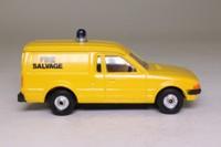 Corgi Classics 532; Ford Escort Van MkIII 55; Fire Salvage