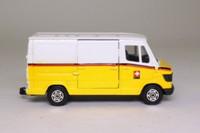 Corgi 554; Mercedes-Benz Van 207D; PTT, Swiss Postal Service