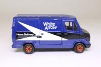 Corgi 626; Mercedes-Benz Van 207D; White Arrow Home Delivery