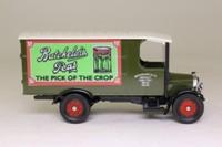 Corgi Classics C859/10; 1929 Thornycroft Van; Batchelors Peas