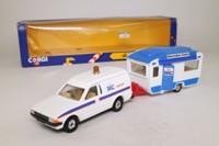 Ford Escort Van & Caravan Set
