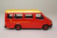 Corgi Classics 676/5; 1992 Ford Transit Van; Minibus, Royal Mail Post Bus
