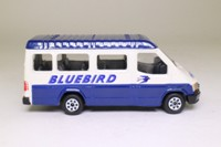 Corgi Classics C674/1; Ford Transit Van; Minibus: Bluebird, Midland Scottish