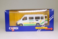 Corgi Classics C676/3; Ford Transit Van; Minbus, Badgerline Mini Link