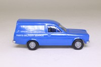Corgi Classics 67101; Ford Escort Van Mk1; Ford Parts Delivery Service, Blue