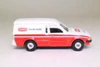 Corgi Classics C496/20; Ford Escort Van MkIII 55; Unigate Fresh Milk; Red & White