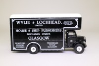 Corgi Classics D953/13; Bedford O Series Pantechnicon; Wylie & Lochhead
