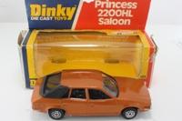 Dinky Toys 123; Austin Princess 2200HL; Bronze, Black Trim