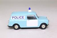 Corgi Classics 96951; Mini Van; Police Panda Van, Light Blue & White