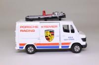 Corgi 576; Mercedes-Benz Van 207D; Kremer Racing, Porsche