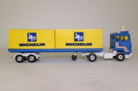 Corgi 1108; Ford Transcontinental Artic; Container Truck, Michelin