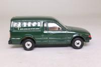 Corgi Classics 498; Ford Escort Van MkIII 55; John Lewis Partnership; Dark Green