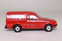 Corgi Classics 496; Ford Escort Van MkIII 55; Mobilgas
