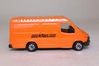 Corgi Classics C676; 1992 Ford Transit Van; KTAS Telecoms, Denmark