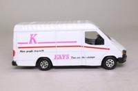 Corgi Classics C656; 1992 Ford Transit Van; Kays Catalogue Home Shopping