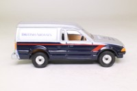 Corgi Classics 498; Ford Escort Van MkIII 55; British Airways