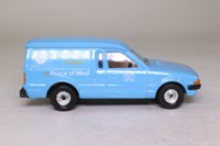Corgi Classics 626; Ford Escort Van MkIII 55; Chubb Fire Cover