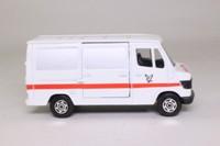Corgi C535; Mercedes-Benz Van 207D; Falck, White