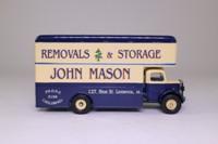 Corgi Classics 97089; Bedford O Series Pantechnicon; John Mason, Removals & Storage