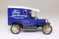 Corgi Classics C865; Ford Model T Van; Ford Motor Company, Trafford Park Manchester, White Lettering