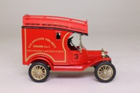 Corgi Classics C865/3; Ford Model T Van; Kalamazoo Fire Dept