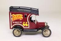 Corgi Classics C865/11; Ford Model T Van; Steiff, Button in Ear