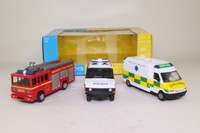 Emergency Services 3 Pce Set