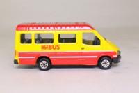 Corgi Classics C676/6; Ford Transit Van; Minibus, No.25 Pye Green Circular