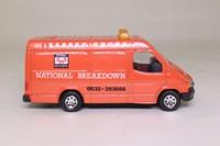 Corgi Classics 91642; 1992 Ford Transit Van; National Breakdown Service
