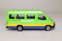 Corgi Classics C676/12; Ford Transit Van; Minbus, Oxford City Nipper