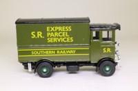 Corgi Classics 97140; AEC 508 Cabover Van; Southern Railway Express Parcels Service.