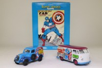 Captain America 2 Van Set