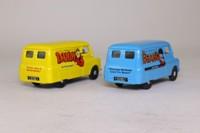 Corgi Classics D14/1; Dandy & Beano 2 Van Set; Dennis the Menace & Desperate Dan