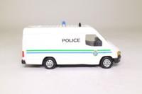 Corgi Classics 91830; 1992 Ford Transit Van; Merseyside Police