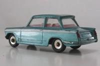 Dinky Toys 134; Triumph Vitesse; Metallic Green, White Stripe