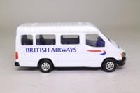 Corgi Classics 58116; 1992 Ford Transit Van; Minibus; British Airways