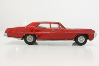 Dinky Toys 173; Pontiac Parisienne; Metallic Maroon