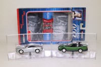 James Bond 2 Car Set, Die Another Day