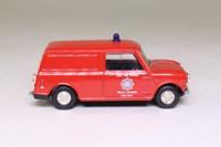 Corgi Classics 97337; Mini Van; Fire Dept: Fawley Refinery